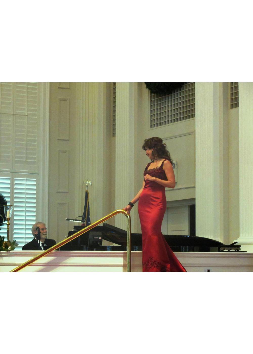 Teresa Williams Lutheran-Church-Holiday-Show-1