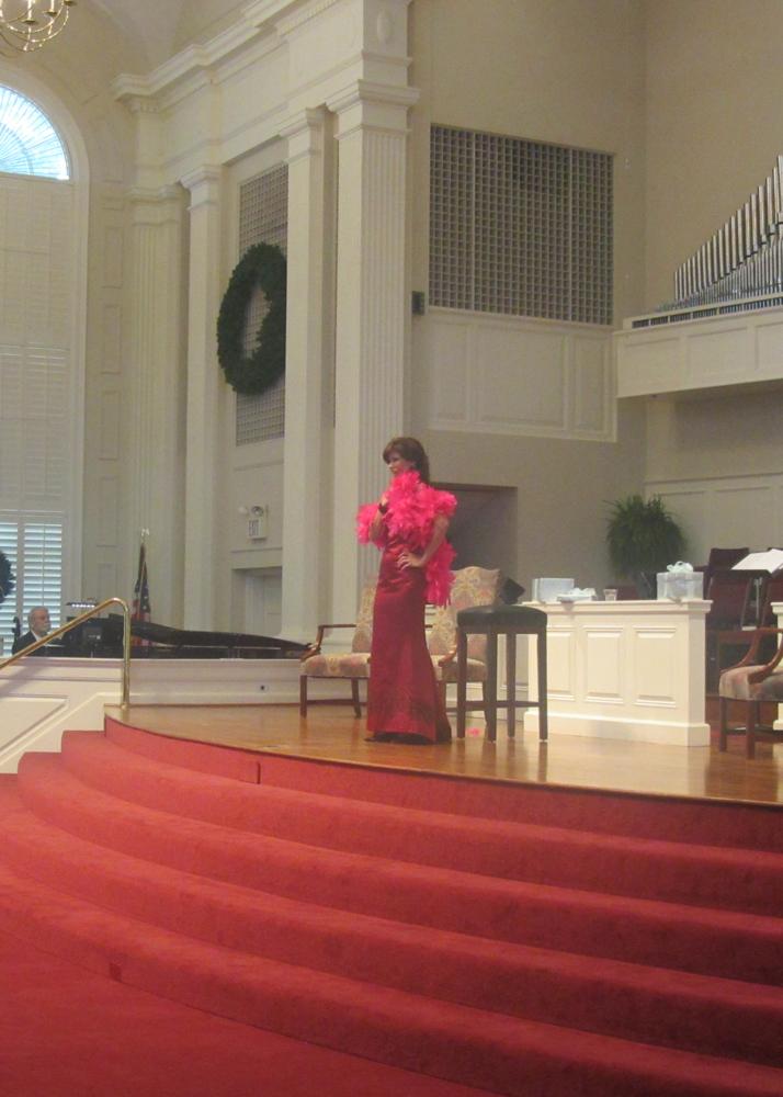 Teresa Williams Lutheran-Church-Holiday-Show-2
